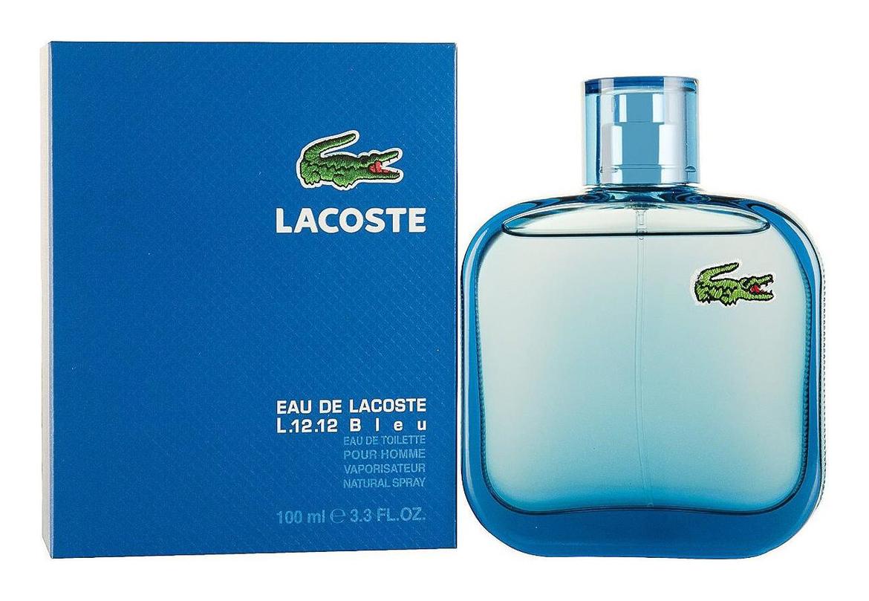 Туалетная вода 100 мл Lacoste Eau de Lacoste L 12 12 Blue Bleu
