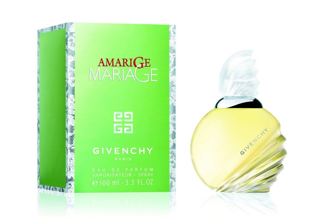 Парфюмерная вода 100 мл Givenchy Amarige Mariage