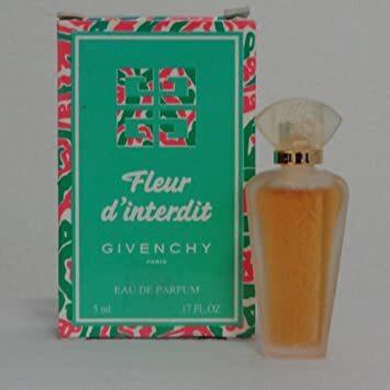 Парфюмерная вода 5 мл Givenchy Fleur D Interdit