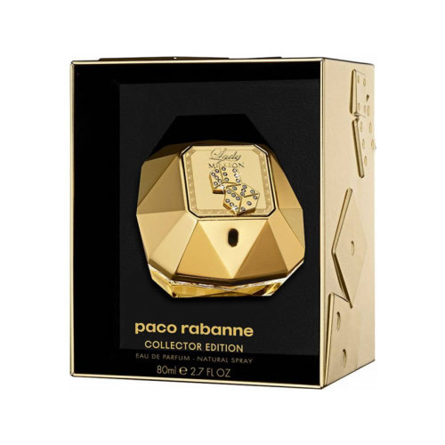 Парфюмерная вода 80 мл Paco Rabanne Lady Million Monopoly Collector Edition