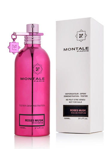 Парфюмерная вода (тестер) 100 мл Montale Roses Musk
