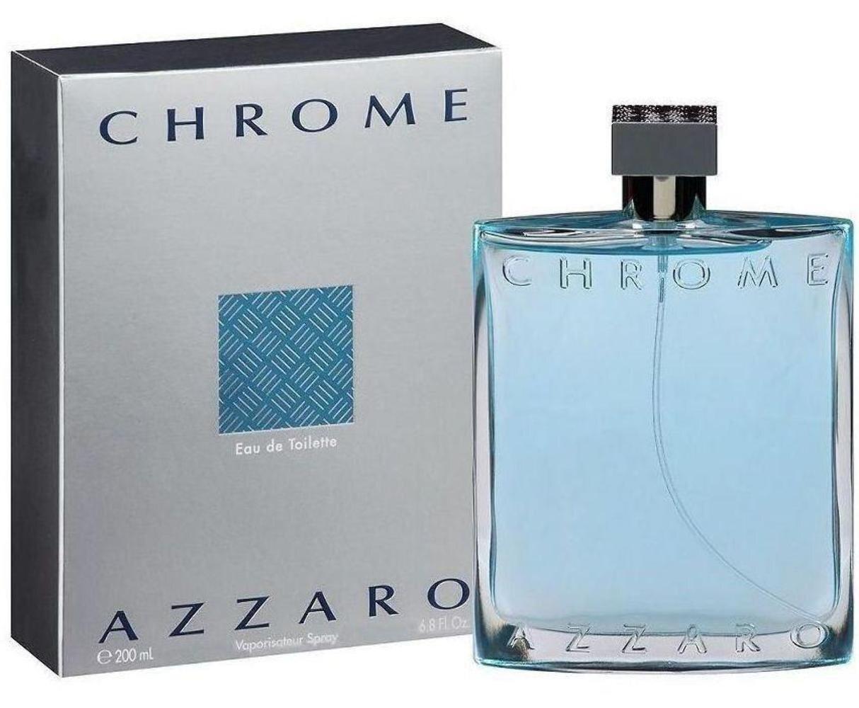 Туалетная вода 200 мл Azzaro Chrome