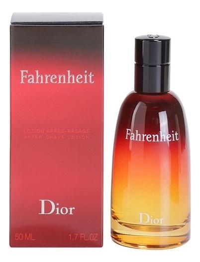 Лосьон после бритья 50 мл Christian Dior Fahrenheit