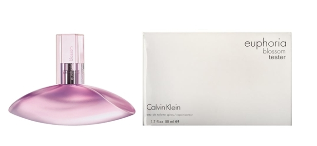 Туалетная вода (тестер) 50 мл Calvin Klein Euphoria Blossom