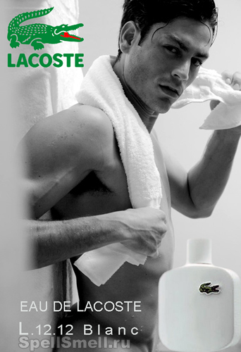 Туалетная вода 100 мл Lacoste L 12 12 Blanc