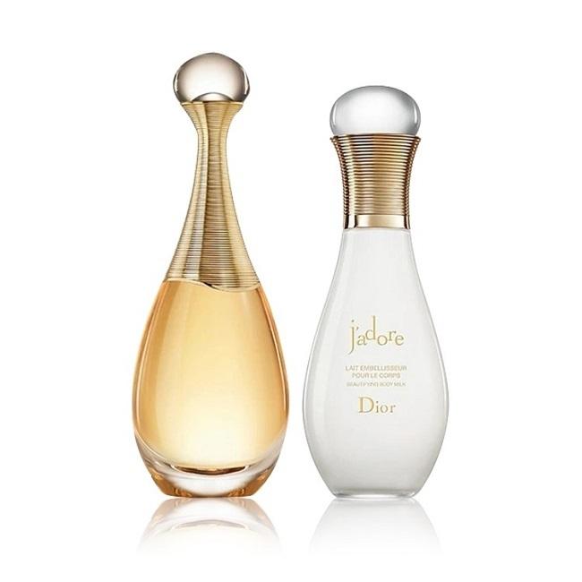 Набор (парфюмерная вода 50 мл + лосьон для тела 75 мл) Christian Dior J Adore