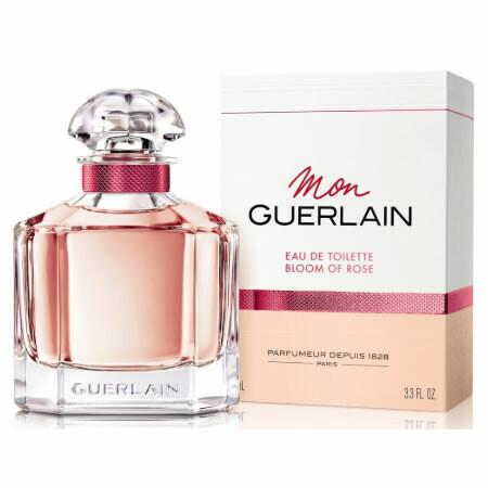 Туалетная вода 100 мл Guerlain Mon Guerlain Bloom of Rose