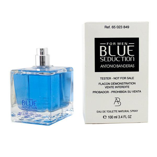Туалетная вода (тестер) 100 мл Antonio Banderas Blue Seduction