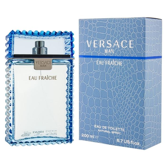 Туалетная вода 200 мл Versace Versace Man Eau Fraiche