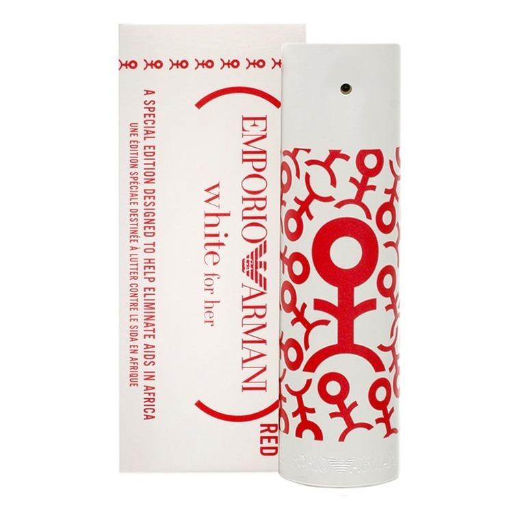 Giorgio Armani Emporio Armani Red Pour Elle (White)