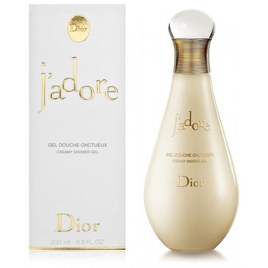 Гель для душа 200 мл Christian Dior J Adore
