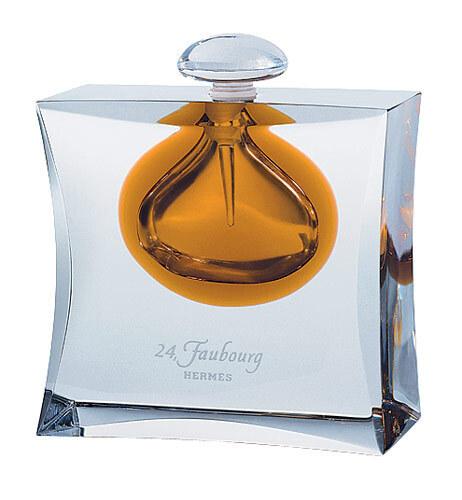 Hermes 24 Faubourg Edition Limitee Cristal Saint Louis