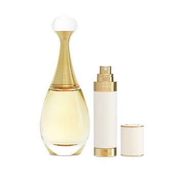 Набор (парфюмерная вода 100 мл + парфюмерная вода 7.5 мл) Christian Dior J Adore