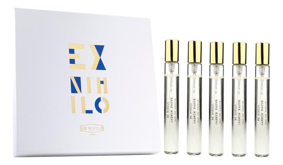 Набор (парфюмерная вода 7.5 мл x 5 шт.) Ex Nihilo Jasmin Fauve