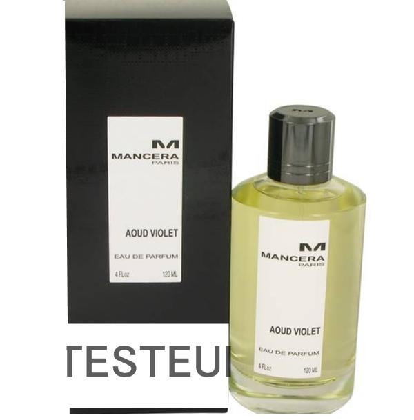 Парфюмерная вода (тестер) 120 мл Mancera Aoud Violet