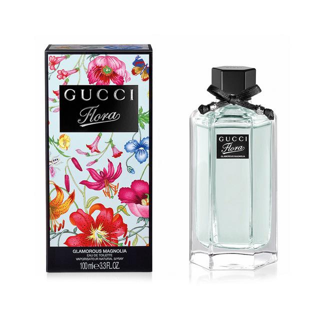 Туалетная вода 100 мл Gucci Flora Glamorous Magnolia