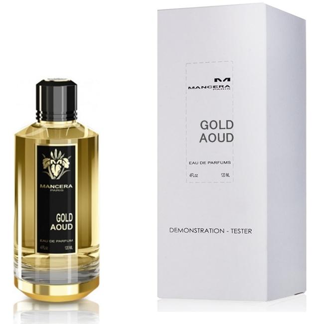 Парфюмерная вода (тестер) 120 мл Mancera Gold Aoud