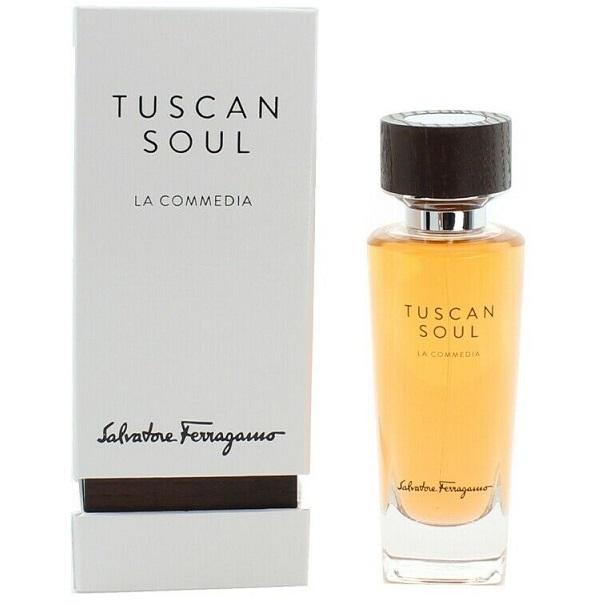 Salvatore Ferragamo Tuscan Soul La Commedia