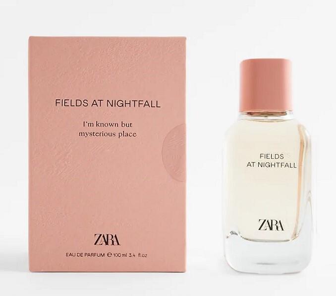 Zara Fields at Nightfall Eau de Parfum