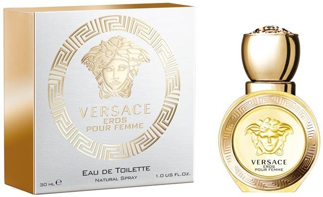 Туалетная вода 30 мл Versace Eros Pour Femme Eau de Toilette