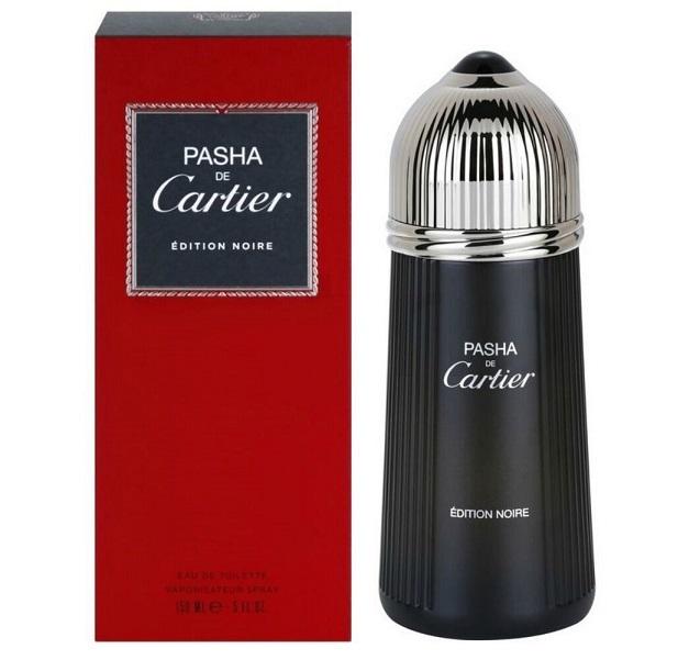 Туалетная вода 150 мл Cartier Pasha Edition Noire