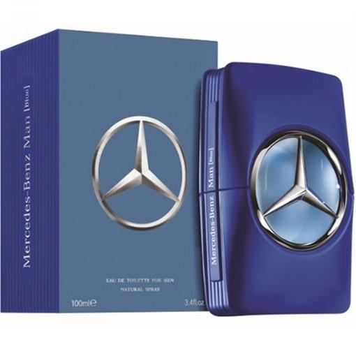 Mercedes Benz Mercedes Benz Man Blue