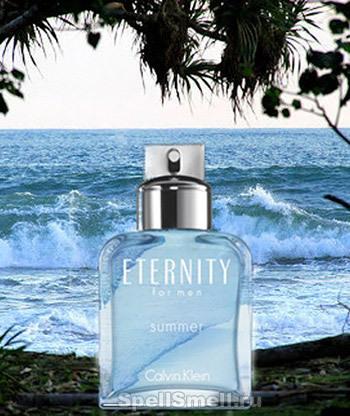 Calvin Klein Eternity Summer for Men 2010
