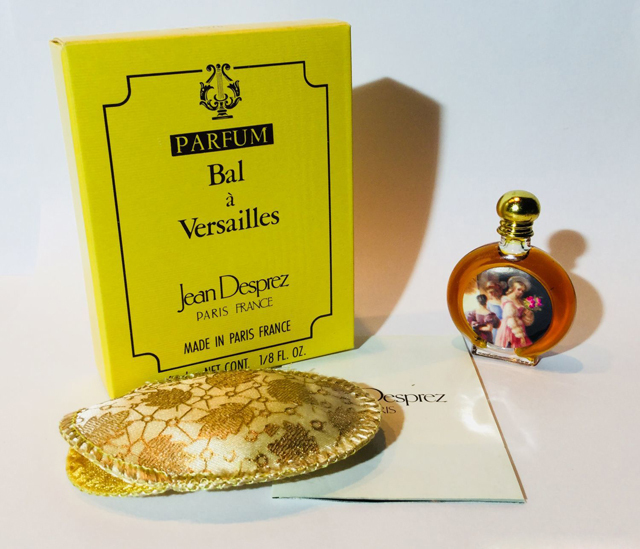 Духи 4 мл Jean Desprez Bal a Versailles
