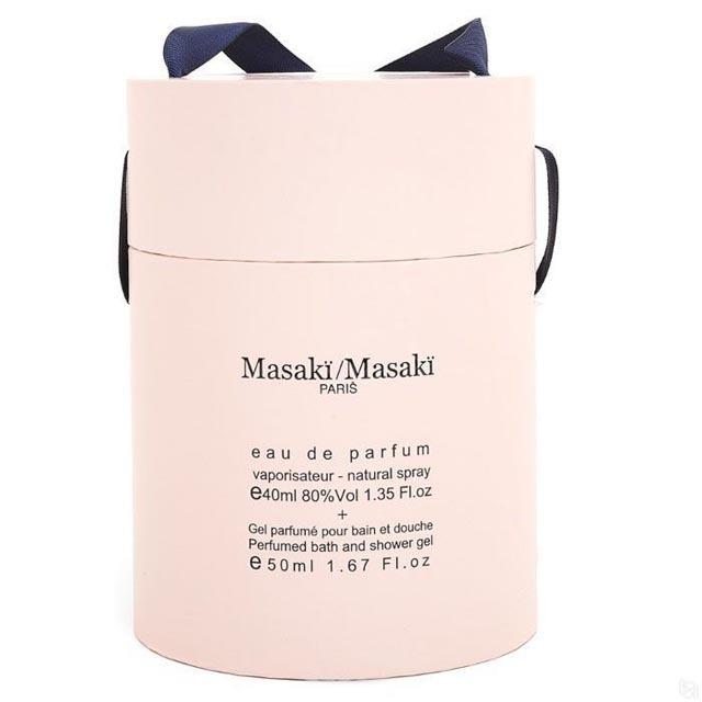 Набор (парфюмерная вода 40 мл + гель для душа 50 мл) Masaki Matsushima Masaki Masaki