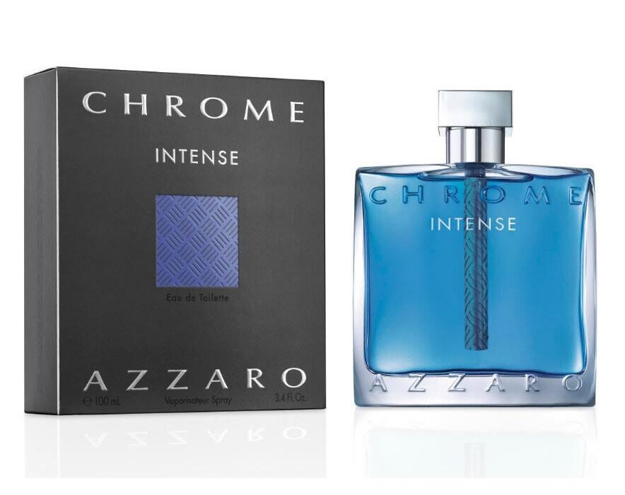 Azzaro Azzaro Chrome Intense