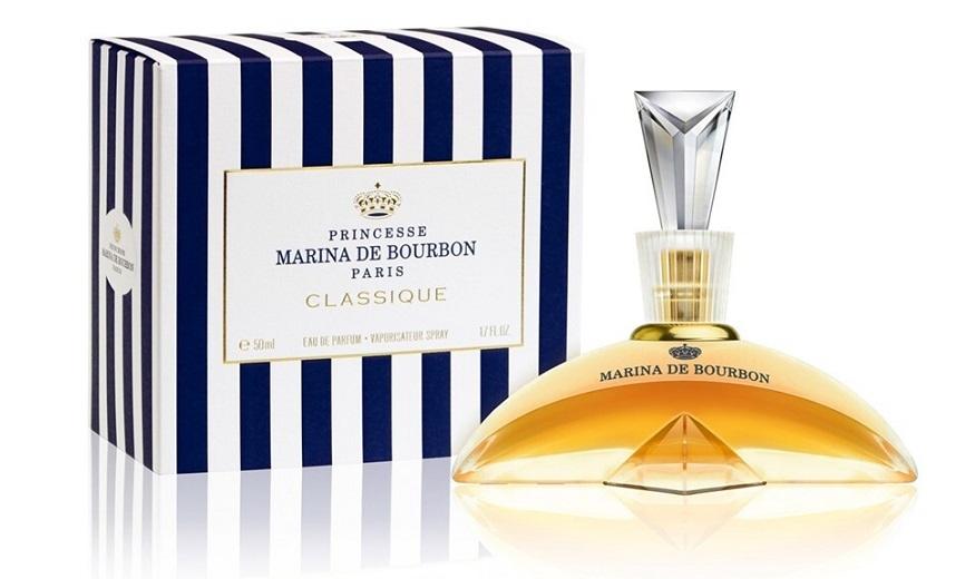 Парфюмерная вода 50 мл Princesse Marina De Bourbon Marina De Bourbon