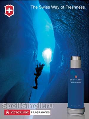 Victorinox Swiss Army Mountain Water