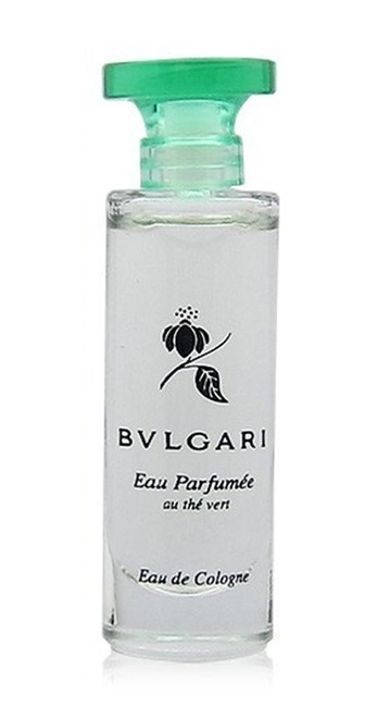 Одеколон (тестер) 5 мл Bvlgari Eau Parfumee Au The Vert