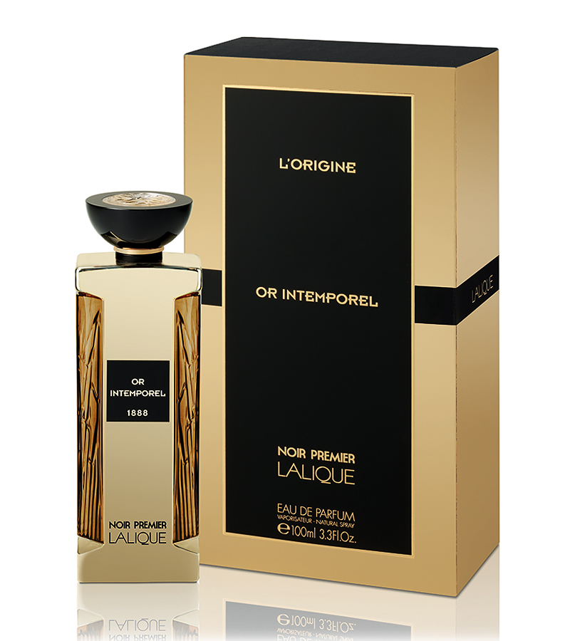 Lalique Noir Premier Or Intemporel 1888