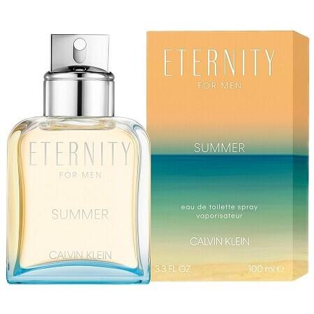Туалетная вода 100 мл Calvin Klein Eternity Summer 2019 for Men
