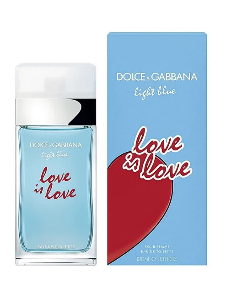Dolce & Gabbana Light Blue Love Is Love Women