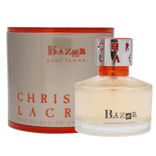 Парфюмерная вода 50 мл Christian Lacroix Bazar