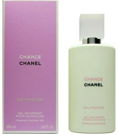 Гель для душа 200 мл Chanel Chance Eau Fraiche