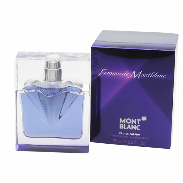 Montblanc духи женские цена
