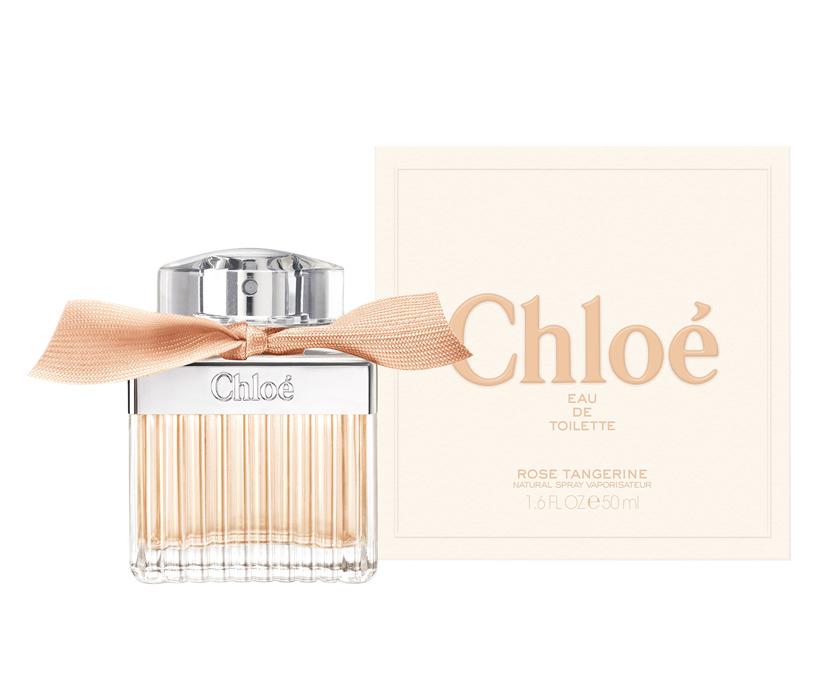 Chloe Rose Tangerine