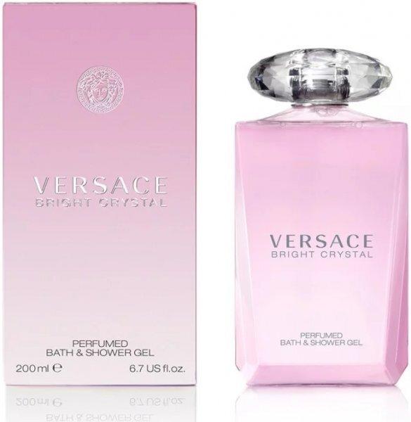 Гель для душа 200 мл Versace Bright Crystal