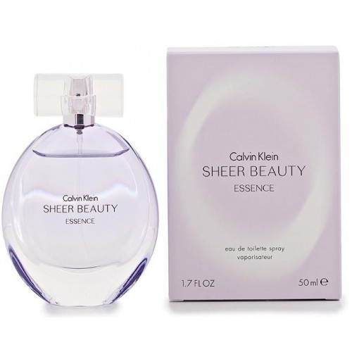 Туалетная вода 50 мл Calvin Klein Sheer Beauty Essence