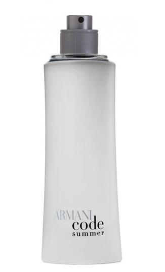 Туалетная вода (тестер) 75 мл Giorgio Armani Code Summer pour Homme