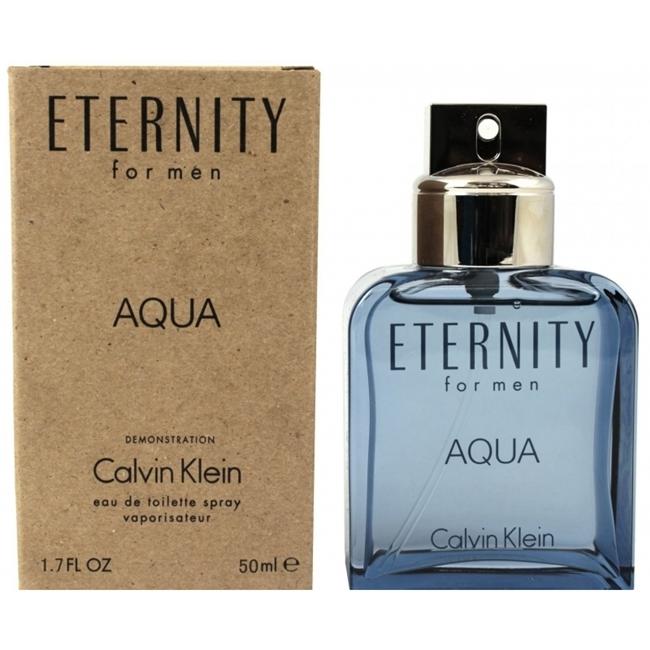 Туалетная вода (тестер) 50 мл Calvin Klein Eternity Aqua