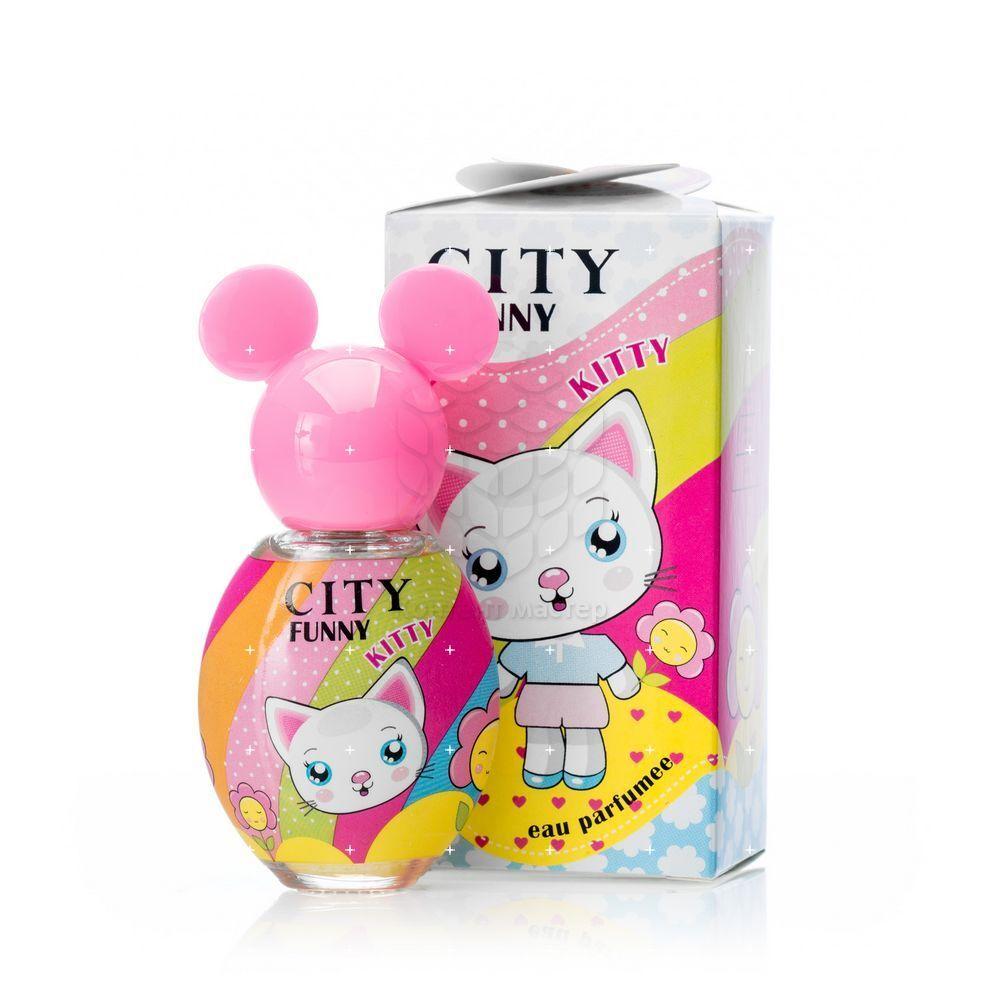 City Funny духи купить