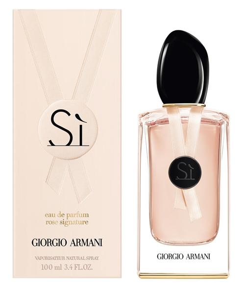 Giorgio Armani Si Rose Signature II Eau de Parfum