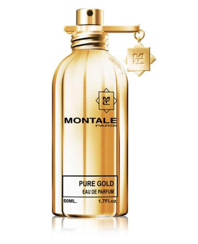 Парфюмерная вода 50 мл Montale Pure Gold