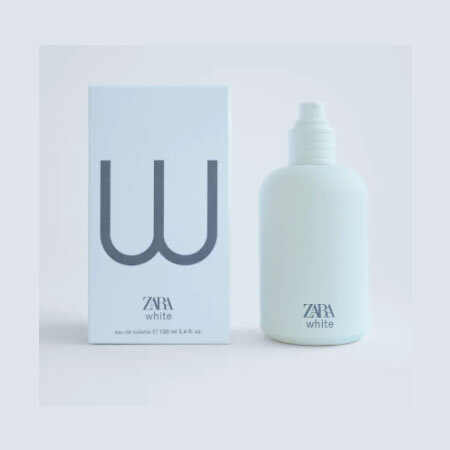 Zara White 2019