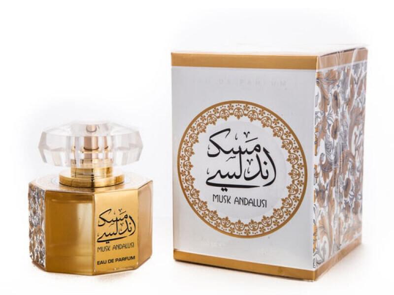 Lattafa Perfumes Musk Andalusi