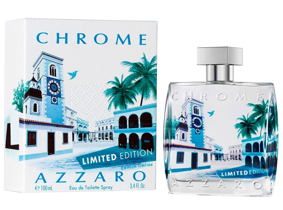 Azzaro Azzaro Chrome Limited Edition 2014